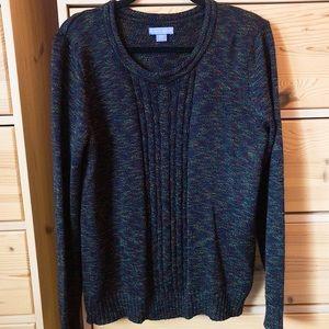 Laura Scott Multi-colored Sweater